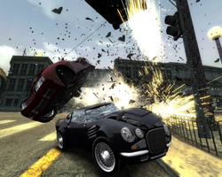 Burnout: Dominator для PS2