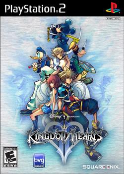 KingdomHeartsII