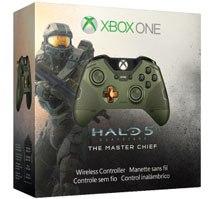 Controller Wireless Halo 5 Master Chief (XboxOne)