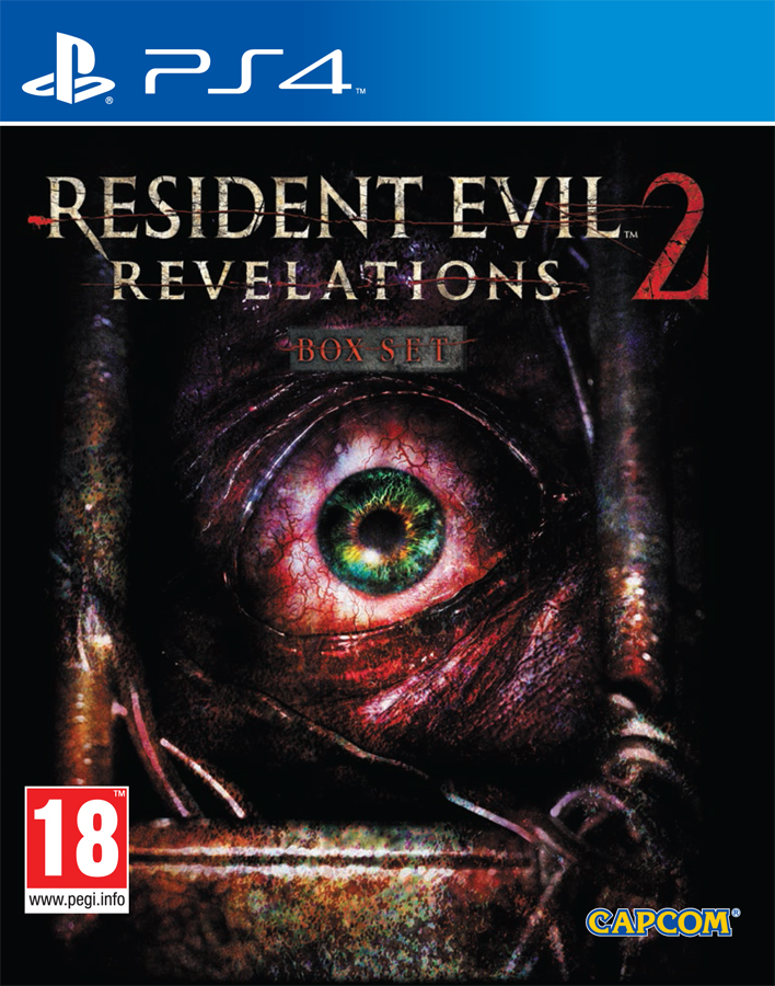 Resident Evil Revelations 2 (PS4) (GameReplay)