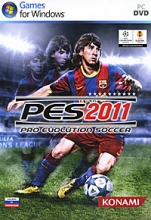 Pro Evolution Soccer 2011 (PC-DVD)
