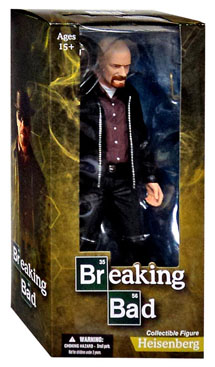 Фигурка Breaking Bad. Heisenberg