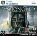 Dishonored. Цифровой код (PC)