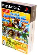 DreamWorks Triple Adventure Pack