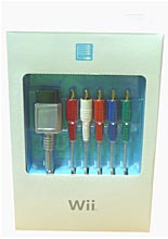 Component AV Cable (Wii)