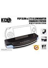 PSP Slim & Lite Illuminanted Charger Station