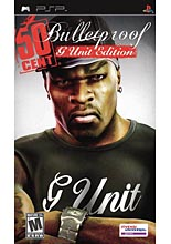 50 Cent Bulletproof (PSP)