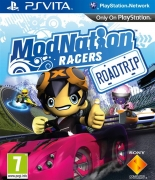 ModNation Racers: Road Trip (PS Vita) (GameReplay)