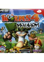 Worms 4. Mayhem (PC-DVD) (Jewel)