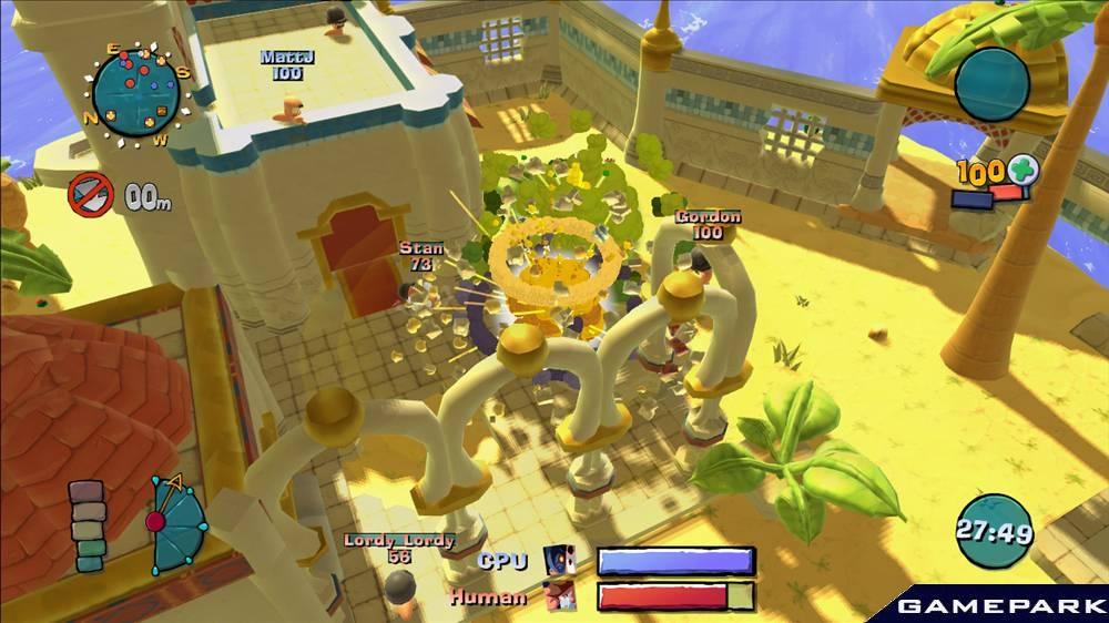 Скачать Игру Worms 5 На Компьютер Бесплатно На Русском - фото 9