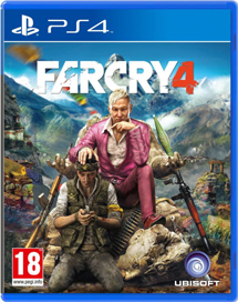 Far Cry 4 (PS4) (GameReplay) Ubisoft