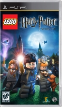Lego Harry Potter Years 1-4 (PSP)