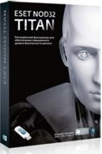 Антивирус Eset Nod 32 Titan