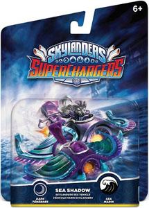 Skylanders SuperChargers Машина Sea Shadow