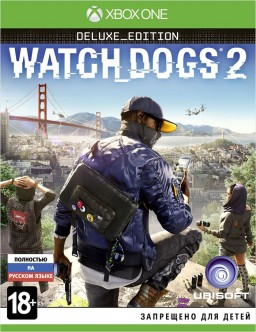 Watch_Dogs 2. Deluxe Edition (XboxOne)
