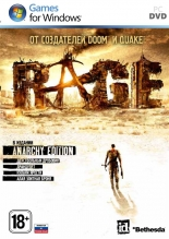 Rage Anarchy Edition (PC-DVD)