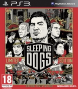 Sleeping Dogs. Limited Edition. Русские субтитры (PS3)