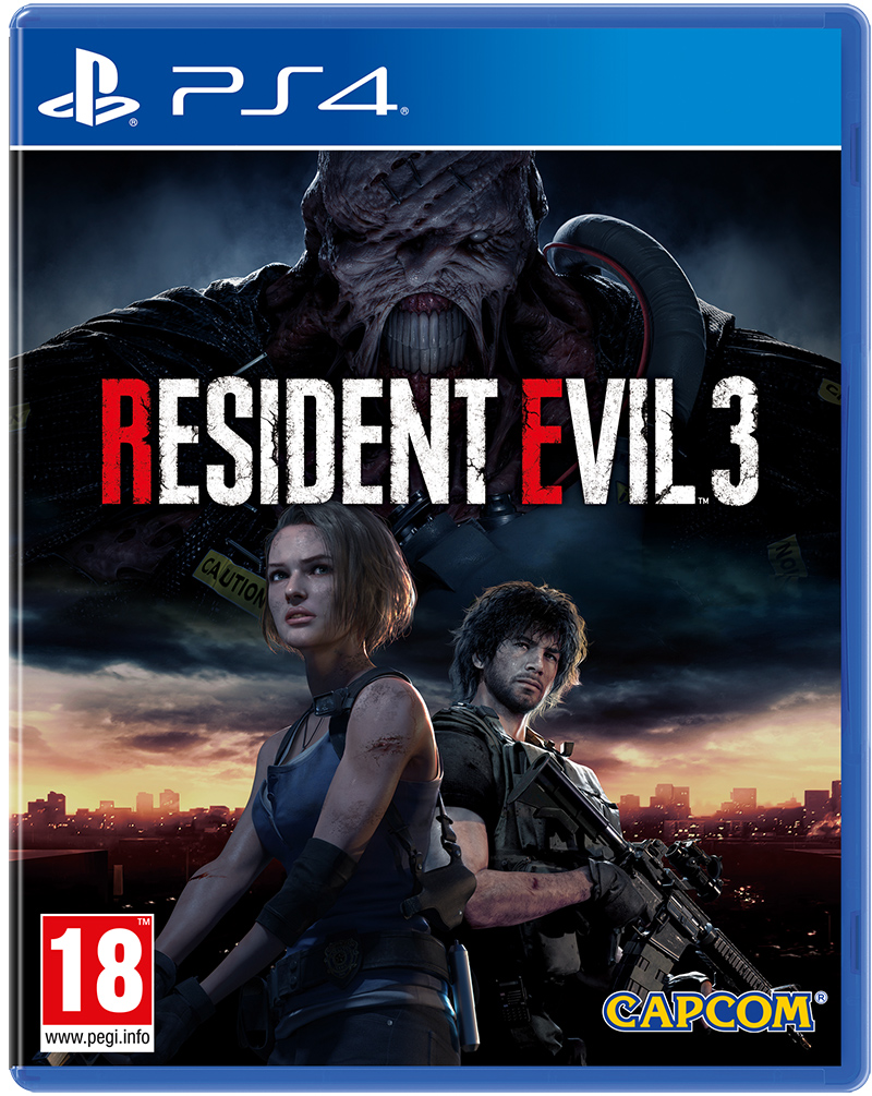 Resident Evil 3 (PS4) (GameReplay)