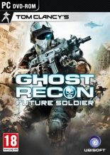 Tom Clancy's Ghost Recon: Future Soldier Deluxe Edition (PC-DVD)