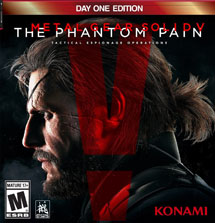 Metal Gear Solid V: The Phantom Pain (PC-Jewel)