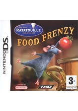 Ratatouille: Food Frenzy (DS)
