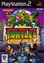 Teenage Mutant Ninja Turtles Mutant Melee