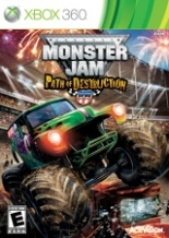 Monster Jam: Path of Destruction (Xbox 360)