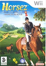 Horsez Ranch Rescue (Wii)