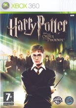 Harry Potter & the Order of the Phoenix (Xbox 360)