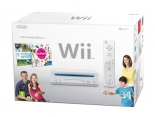 Nintendo Wii (Белая) + Wii Sports + Wii Party