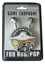 Game Earphone PG-P019E
