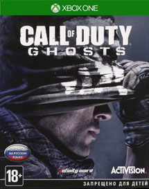 Call of Duty: Ghosts /рус. вер./ (Xbox One)