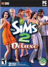 Sims 2 Deluxe (PC-DVD)