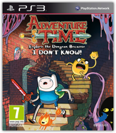 Adventure Time: Explore the Dungeon Because I DON'T KNOW! (PS3)