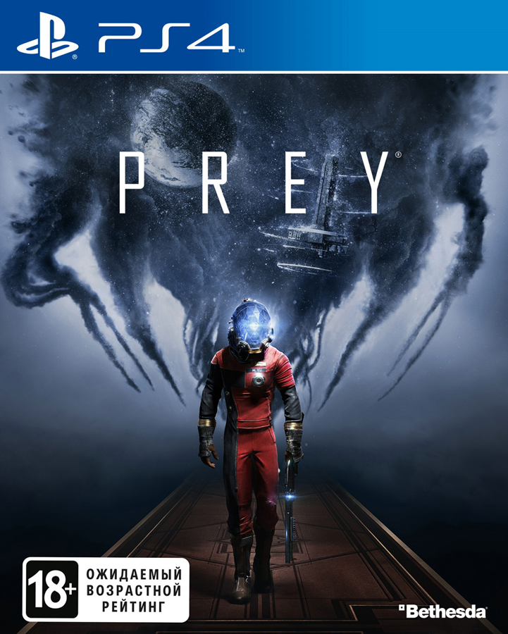 Prey(PS4) (GameReplay)