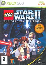Lego Star Wars II the Original Trilogy (Xbox 360)