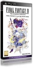 Final Fantasy IV: The Complete Collection (PSP)