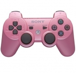 Controller Wireless Dual Shock 3 Pink (PS3)