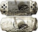Наклейка PSP 3000 Resistance (PSP)