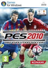 Pro Evolution Soccer 2010 (PC-DVD)