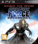 Star Wars: The Force Unleashed. Ultimate Sith Edition (PS3)