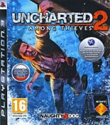 Uncharted 2: Among Thieves (PS3) (GameReplay) SCEE