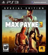 Max Payne 3 Special Edition (PS3)