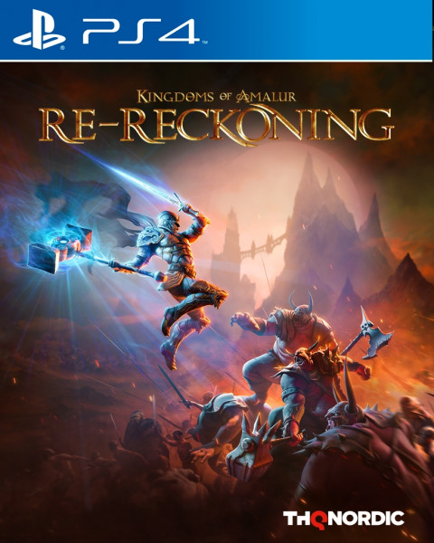 Kingdoms of Amalur – Re-Reckoning (PS4) (GameReplay)