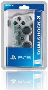 Controller Wireless Dual Shock 3 Crystal (PS3)