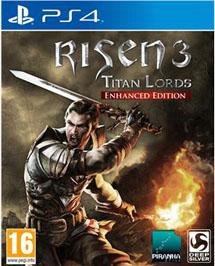 Risen 3: Titan Lords. Полное издание (PS4)