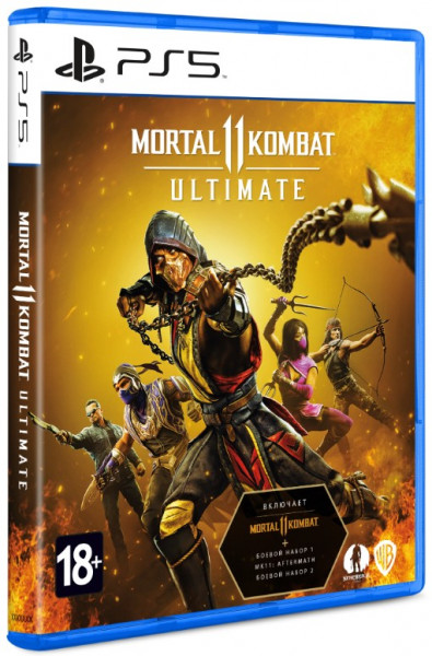 Mortal Kombat 11 – Ultimate (PS5) (GameReplay)