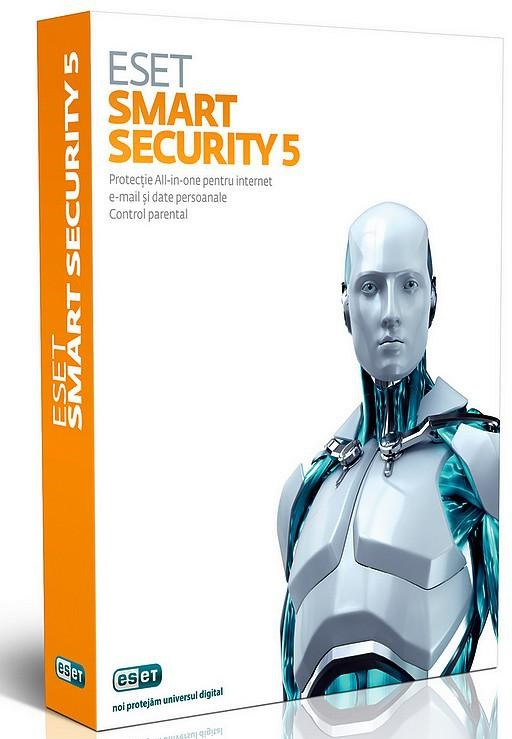Антивирус Eset NOD32 Smart Security Platinum Edition (на 1 ПК). Лицензия на 2 года
