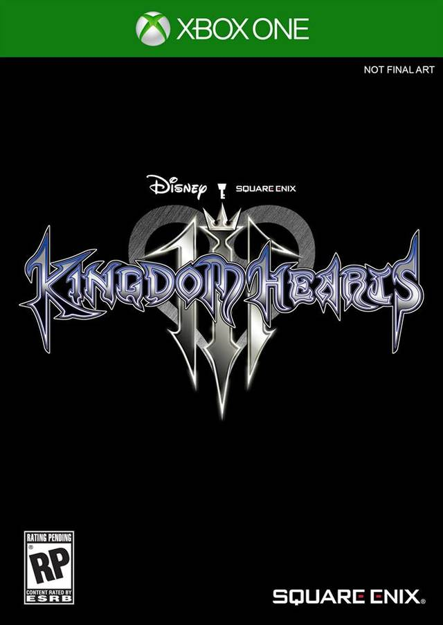 Kingdom Hearts III (Xbox One) (GameReplay)
