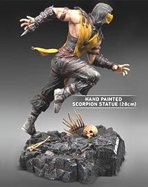 Фигурка Mortal Kombat X: Scorpion